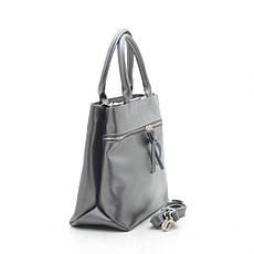Женская сумка F-229 d. серая, фото 2