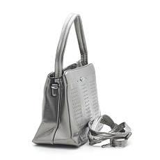 Женская сумка 6328 т.серебро, фото 2