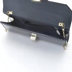 Вечерний клатч 7791 black, фото 3
