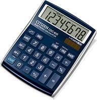 Калькулятор настольный Citizen CDC-80BLWB  Blue