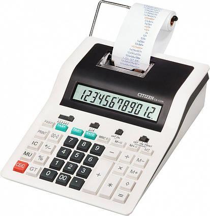 Калькулятор печатающий Citizen CX-123N