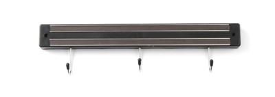 Магнитная планка Hendi  с крючками длина 30 см (820209)