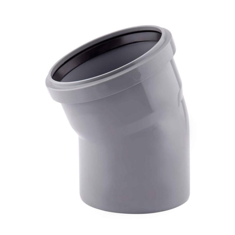 Колено PPR TA Sewage 50х50, 30°
