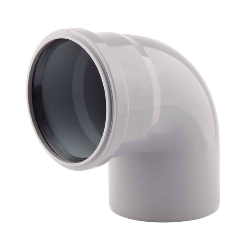 Колено PPR TA Sewage 110х110, 90°