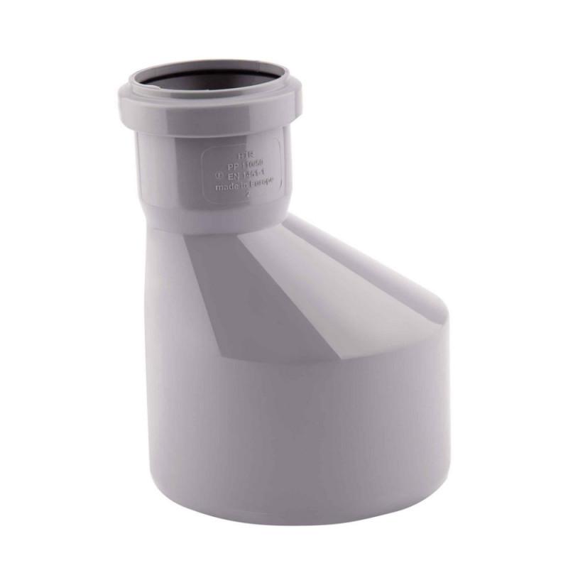 Редукция прямая TA Sewage 110х50