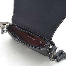 Клатч David Jones 6128-2 черная, фото 3