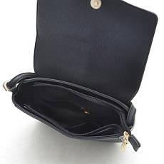 Клатч H554 черная, фото 3
