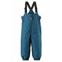 Зимние детские мембранные брюки Reimatec Matias, сине-голубые, 86 р.