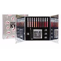 Набор косметики помада тени блеск Holiday Box Kylie Limited Edition KY