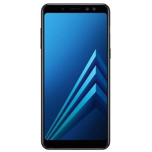 Смартфон Samsung Galaxy A8 2018 4/64GB Black