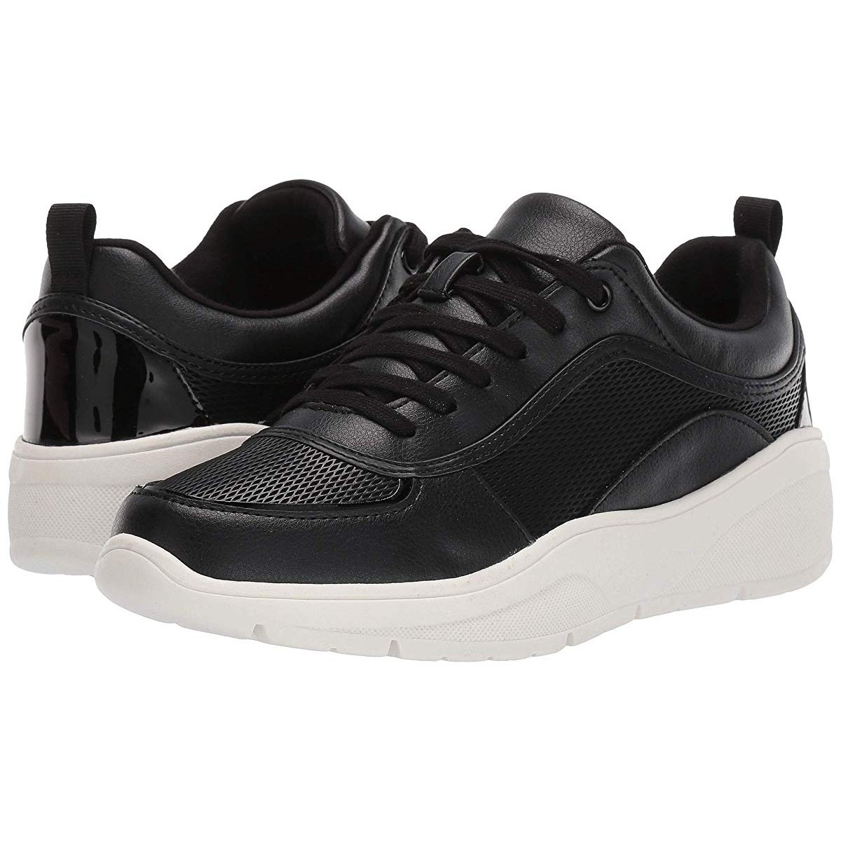 Кроссовки ALDO Eteallan Black Smooth Synthetic - Оригинал, фото 1
