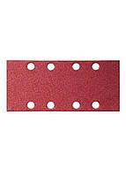 Шлифовальный лист для дерева (50шт.) Bosch 9,3х23см Красный