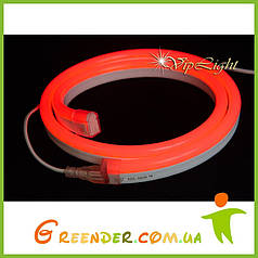 КРАСНЫЙ гибкий неон на светодиодах Лед неон флекс (LED NEON FLEX)