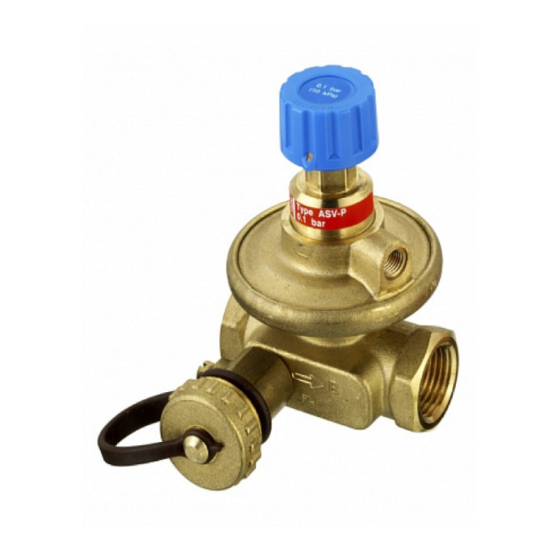 """Балансировочный клапан Danfoss ASV-P 1"""" 1/4 003L7624"""