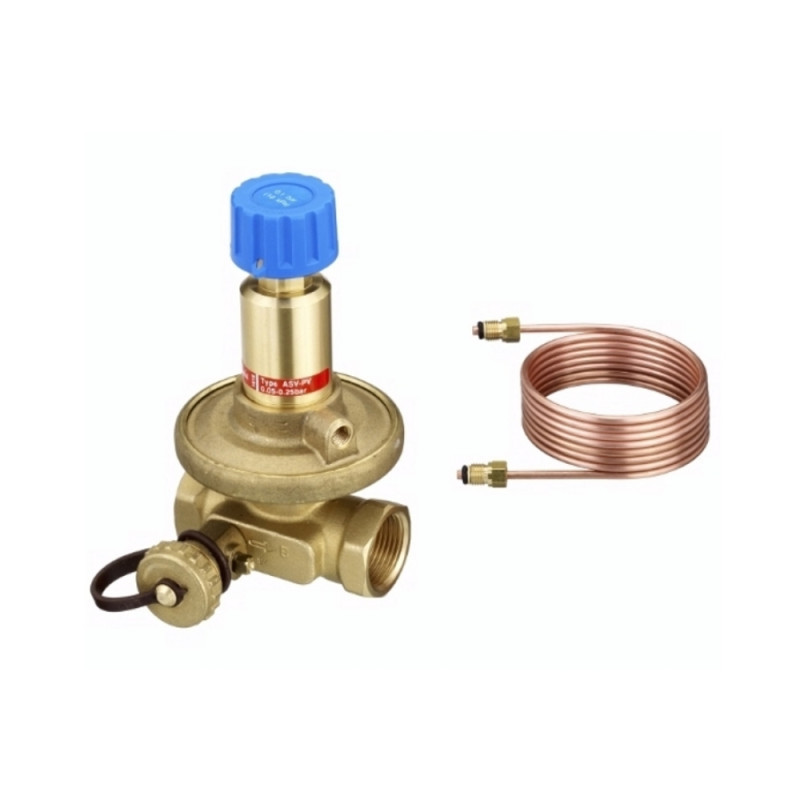 "Балансировочный клапан Danfoss ASV-PV 1/2"" 003L7601/003Z5501"
