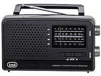Радиоприемник TREVI MB746W Black, фото 1