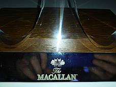 Подставка The Macallan с подсветкой. Акриловый стенд для бутылок., фото 3