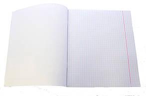 Тетрадь школьная POLISVIT, 18 листов в клетку (18#), фото 3