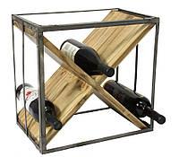 Подставка  для вина настольная - 020