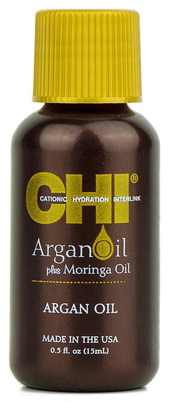 Масло для питания аргана Chi Argan Oil 15 мл