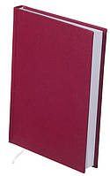 Buromax. Ежедневник недатированный Strong бордовый, 288 стр (4823078909428)