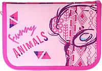 Class. Пенал Funny Animals (8591662990034)