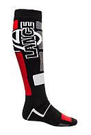 Шкарпетки лижні Lange LKDMX01 45-47 Black-Red - 187943