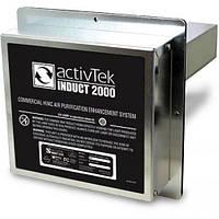 Промышленный воздухоочиститель activTek INDUCT 2000, до 200 кв.м, фото 1