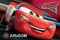 Ранок. Альбом для рисования Cars 3, 12 листов (4820175689598)