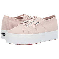 Кроссовки Superga 2790 Acotw Platform Sneaker Pink Skin - Оригинал, фото 1