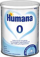 Humana. Молочная сухая смесь 0  LC PUFA 400 г (4031244781819)