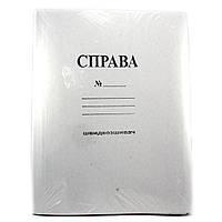Бумвест. Папка-скоросшиватель картонная А4 (4820068000417)
