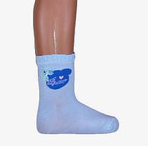 Детские носки с бантиком р. 20-23 (D369/20-23) | 12 пар, фото 3