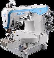 Jack K4-D-01GB/356 распошивальная машина с цилиндрической платформой