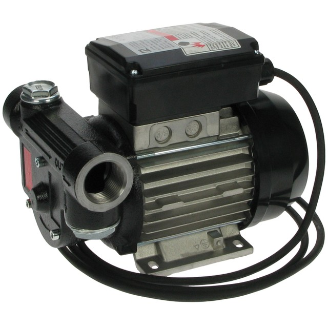 PA-1 – насос для перекачки дизельного топлива. Питание 220В. Продуктивность насоса 70 л/мин.