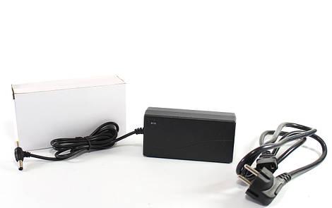 Адаптер 12V 5A Пластик + кабель (разъём 5.5*2.5mm)  (50)
