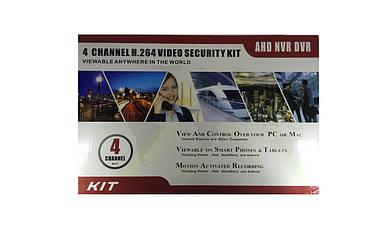 Рег.+ Камеры DVR KIT AHD 7904 4ch (4)