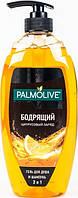 Palmolive. Гель+шампунь мужской 2в1 Цитрусовый заряд 750 мл (8693495050180)
