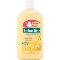 Palmolive. Мыло жидкое Натурэль Молоко и мед сменный блок 750мл (8693495008297)