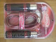 Скакалка с неопреновыми ручками