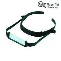 Лупа на голову 1.6X 2X 2.5X 3.5X увеличения Magnifier 81004