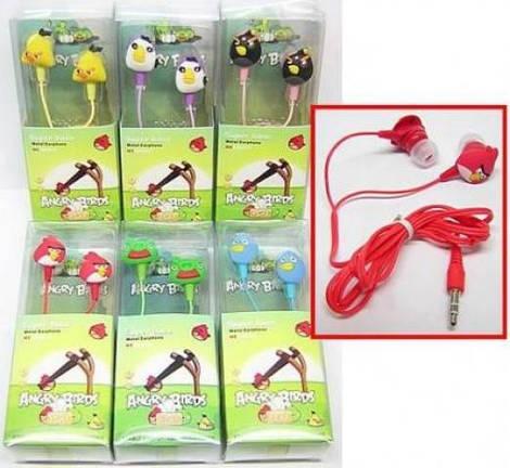 Наушники MDR 405 Angry Birds (600)