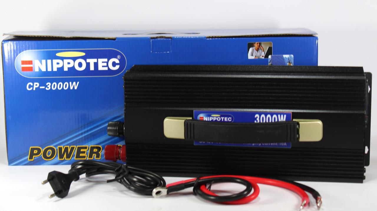 Преобразователь AC/DC 3000W CP CHARGE (8) в уп. 8шт.