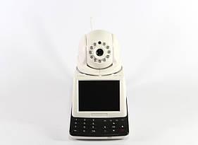 """Видеокамера с экраном """"NET CAMERA"""" запись на TF карту/сигнализация с датчиком движения/ИК подсветка"""