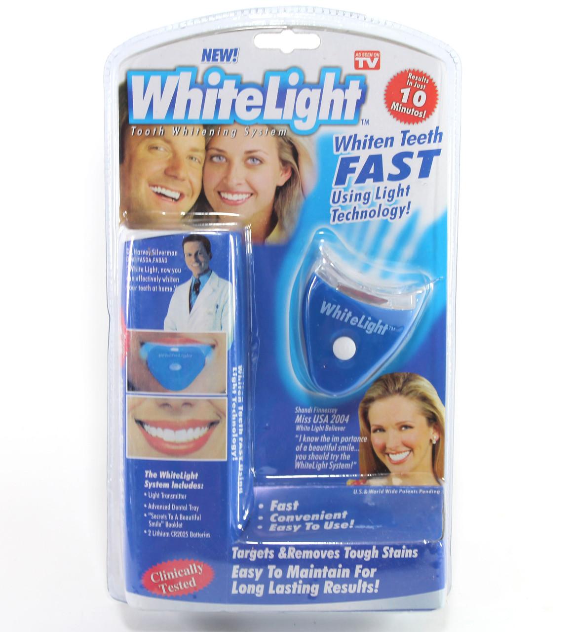 Отбеливатель зубов White TOOTH ENG. (60) в уп. 60шт.