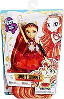 Кукла Май Литл Пони Сансет Шиммер поющая светиться My Little Pony Equestria Girls Sunset Shimmer Fashion