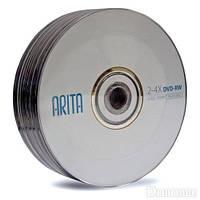 Диск Arita DVD + R DL (8.5Gb, 8x, bulk 50) 1pcs