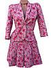 Женский костюм: пиджак и юбка (разные расцветки 44-50), фото 3