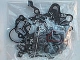 Повний комплект прокладок для ремонту двигуна Daewoo Matiz 0.8, фото 2