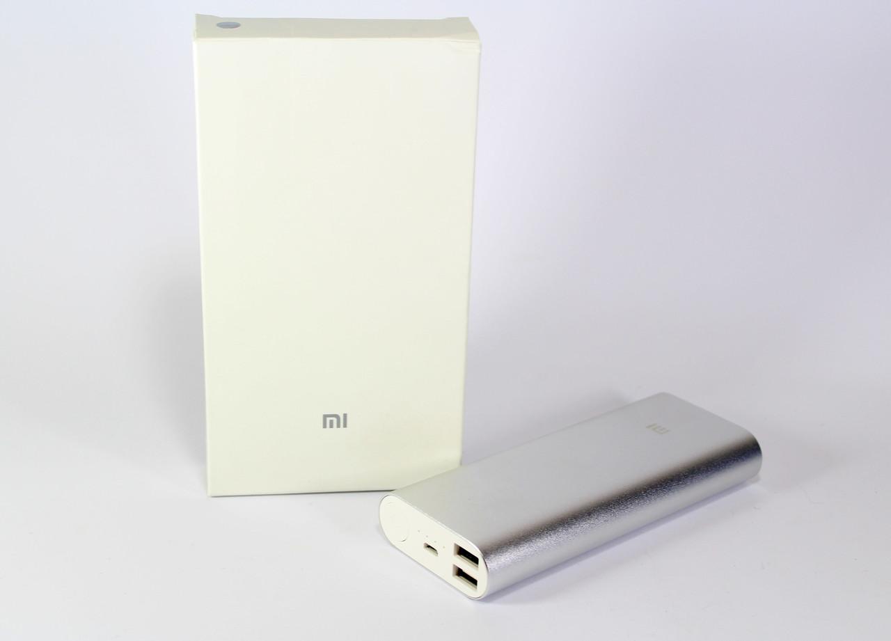 Моб. Зарядка POWER BANK 16000 mAh (реальная емкость 6000) MI (100)